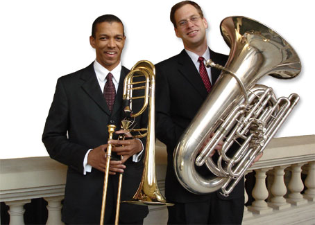 Low Brass Project brings the orchestral trombone and tuba sections to the